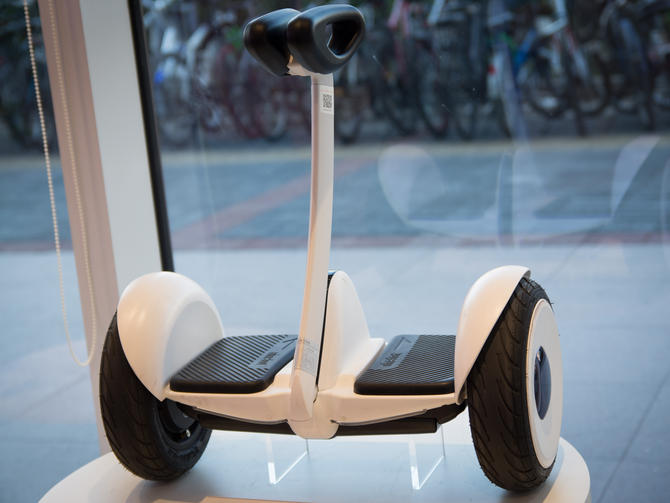 The Xiaomi Ninebot – The Segway That You Can Control With Your Phone
