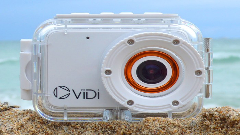 ViDi LCD Action Camera - Made for the People