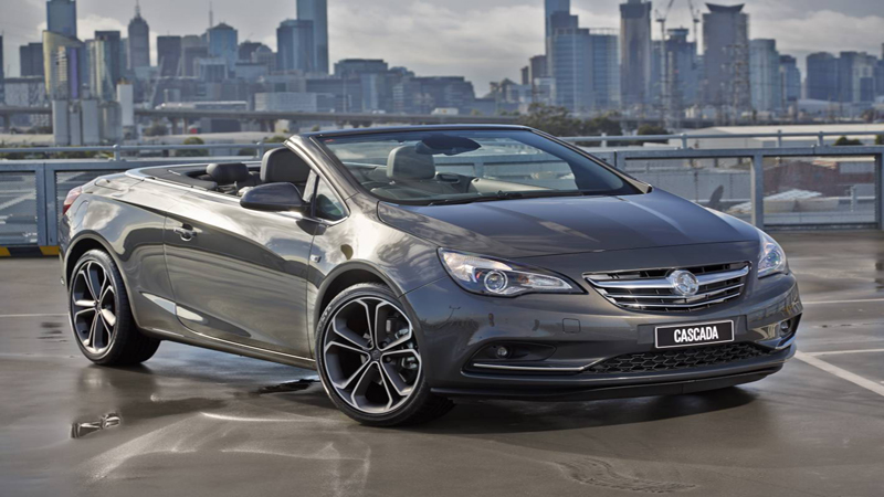 2015 Holden Cascada Review - A Welcoming Addition t the Affordable Convertible Line
