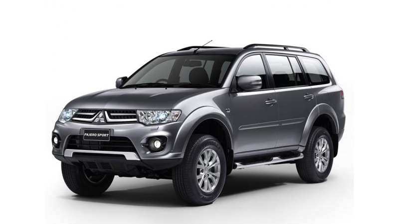 2015 Mitsubishi Pajero Sport Review -  Not What You Think It Is