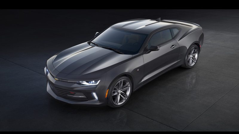 2016 Chevrolet Camaro Review - A Complete Redesign