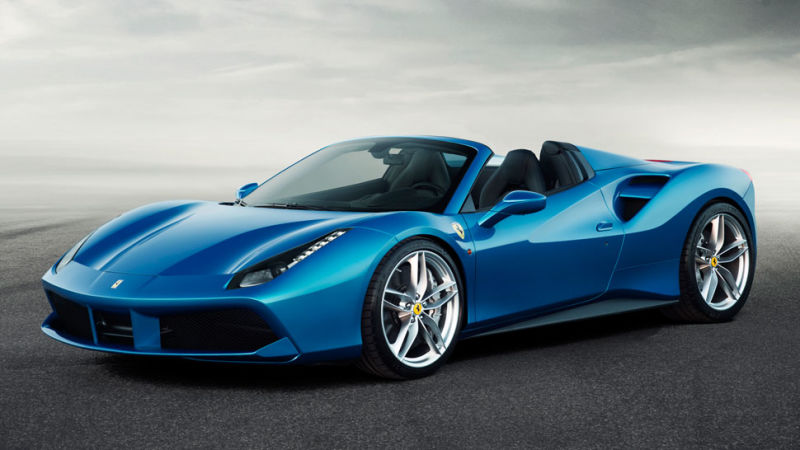 2016 Ferrari 488 Spider Review - What Was Great Has Become Excellent