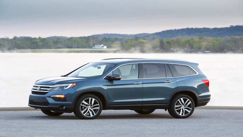 2016 Honda Pilot Elite Review - A Slimmed Down Boxy Design With More Focus on the Family