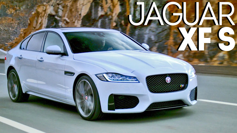 2016 Jaguar XF S Review - The Cat Has Landed on All Fours