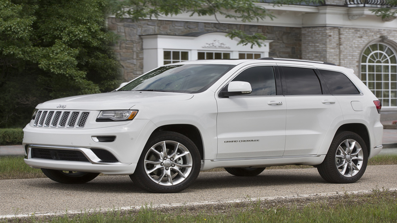 2016 jeep grand cherokee ecodiesel review elevating the. Black Bedroom Furniture Sets. Home Design Ideas