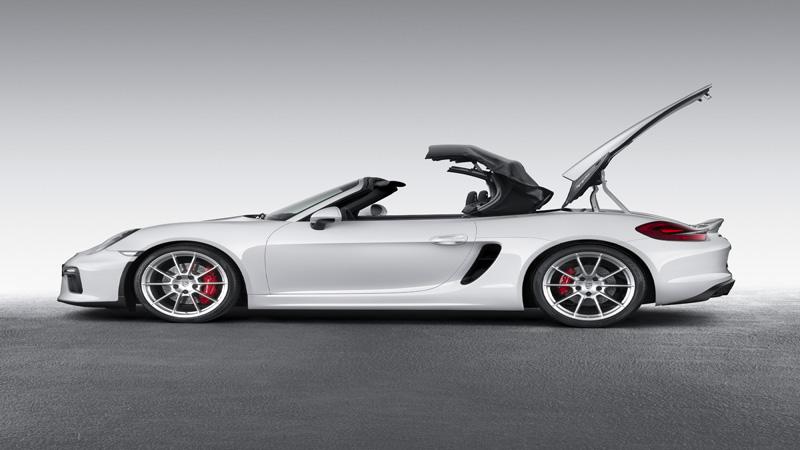 2016 Porsche Boxster Spyder Review - An Absolute Joy