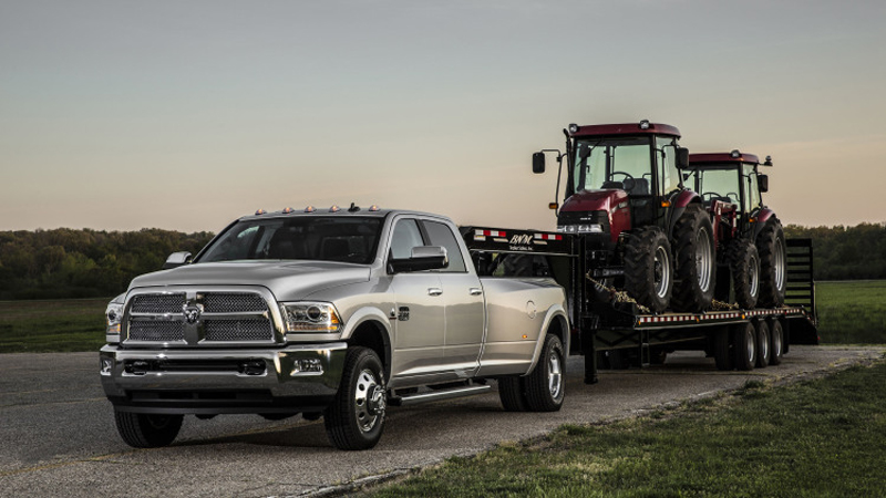 2016 Ram 3500 HD Review - The King of Torque