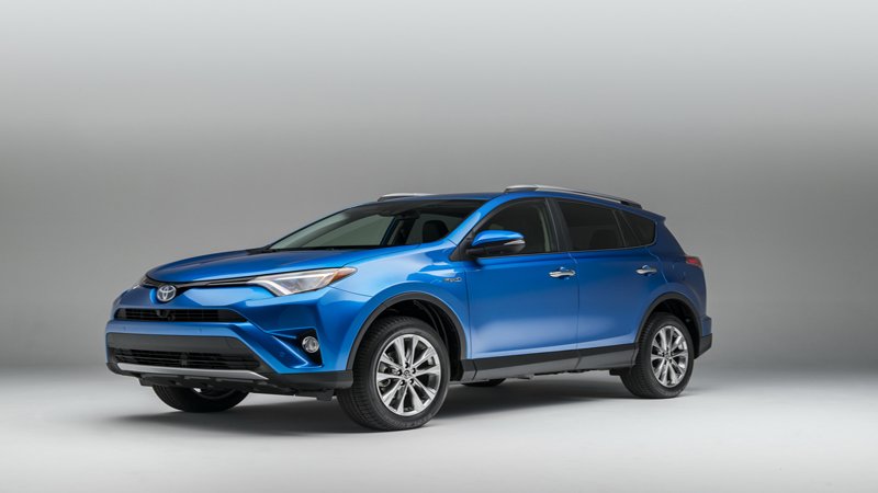 2016 Toyota RAV4 Hybrid Review - Continuing the Legacy of the Compact-Crossover SUV