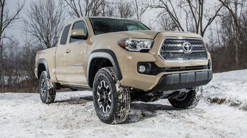 2016 toyota tacoma trd 4x4 off road review carrying you from the city streets to the mountains. Black Bedroom Furniture Sets. Home Design Ideas
