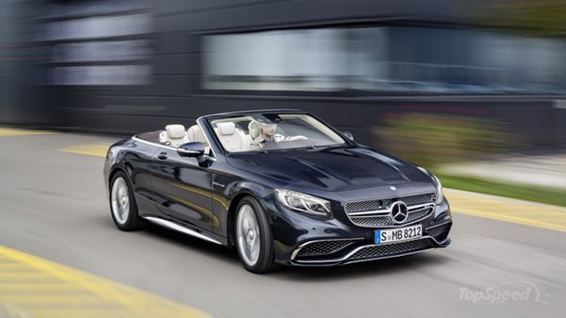 2017 Mercedes-AMG S65 Cabriolet Review - Power is Everything