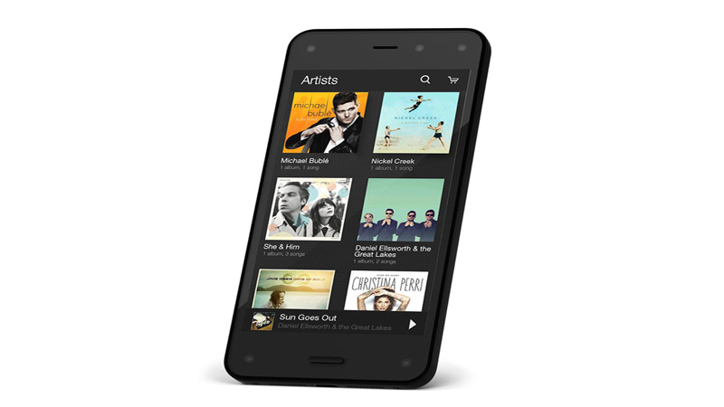 Amazon Fire Phone Review - Attempting to Light Up the Competition, But Ultimately Falls Short