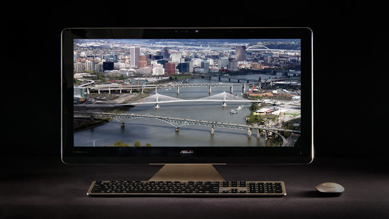 Asus AiO Pro Z240IC Review - For the Visual-Arts Enthusiast
