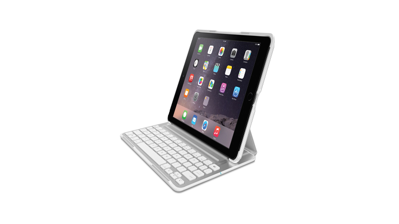 Belkin QODE Ultimate Pro Keyboard Case for iPad Air 2 Review - Perhaps the Best Keyboard for Your iPad Air 2