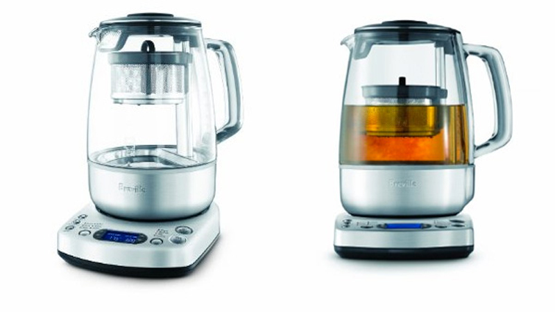 Breville One-Touch Tea Maker Review - Precision Meets Price