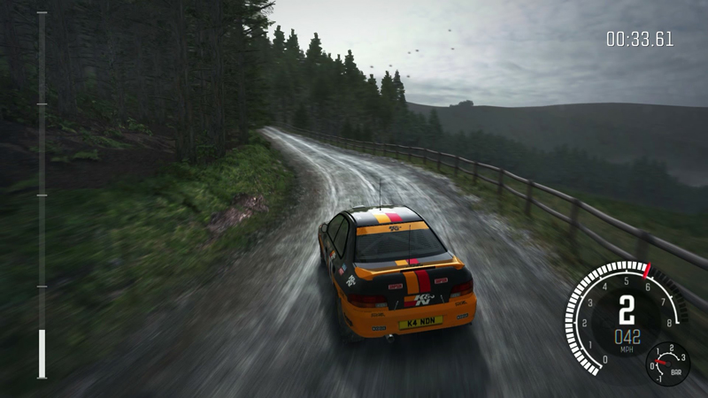 Dirt Rally Review - Taking the Hard Road