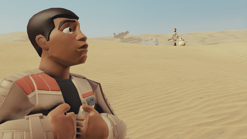 Disney Infinity 3.0: Star Wars - The Force Awakens Review - Not Quite True to the Movie