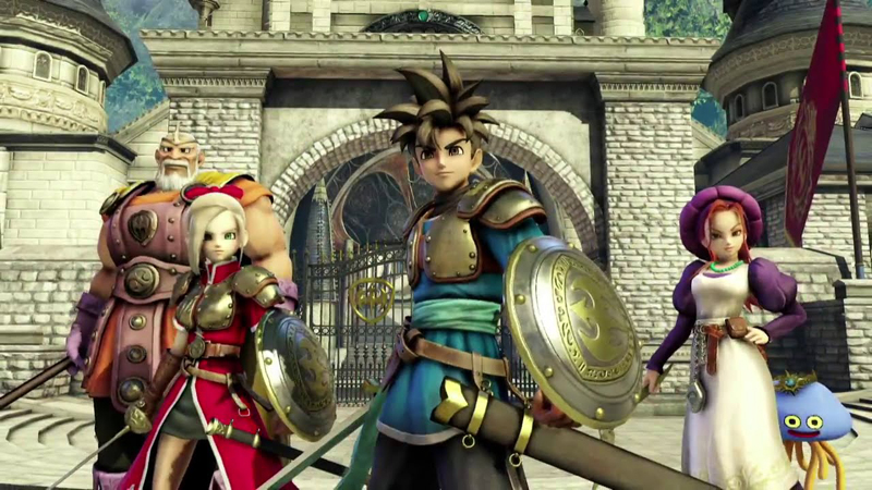 Dragon Quest Heroes Review - Prepare to Beef Up Your Finger Muscles