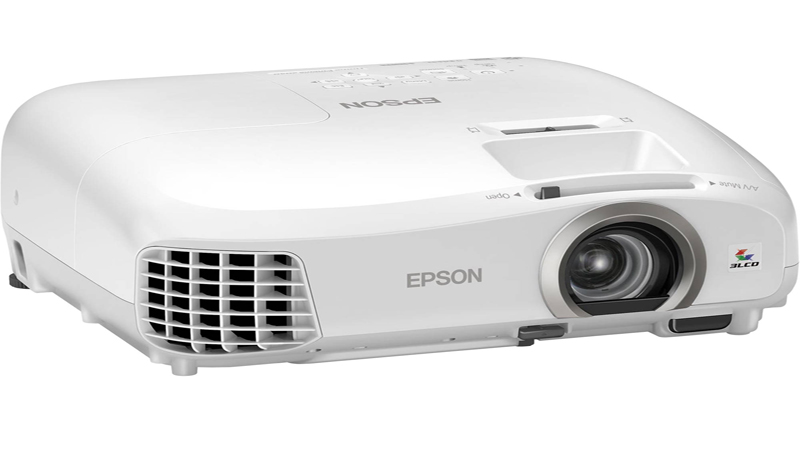 Epson Home Cinema 2040 Review - An Inexpensive 3D Projector That Delivers FHD Images