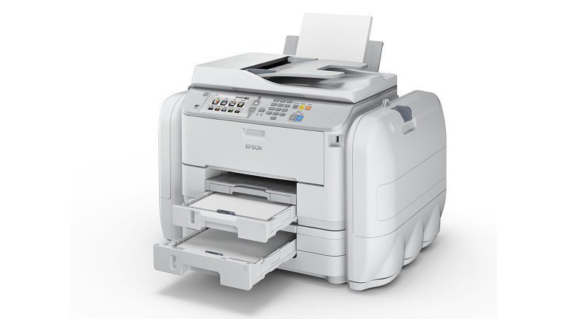 Epson WorkForce Pro WF-8590 Review - An Inkjet Printer That Can Actually Beat Laser Models