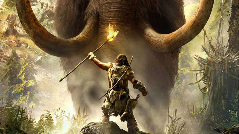 Far Cry Primal - An FPS Game Without the Shooting