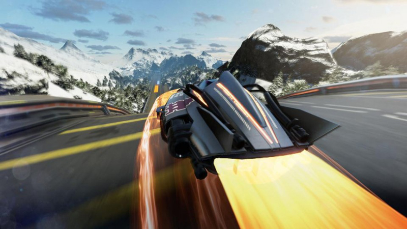Fast Racing Neo Review  - Built for Speed