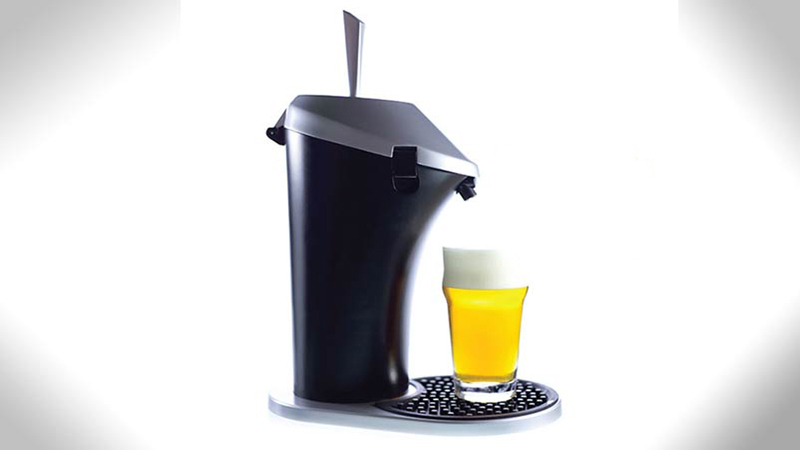 Fizzics Beer System Review - Nothing Like the Taste of Fresh Draft Beer in the Morning