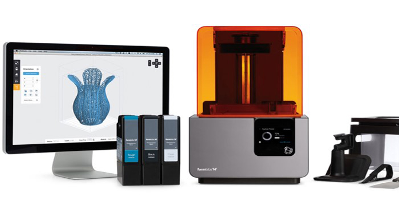 Formlabs Form 2 3D Printer Review - One of the Best, But at a Hefty Price Point