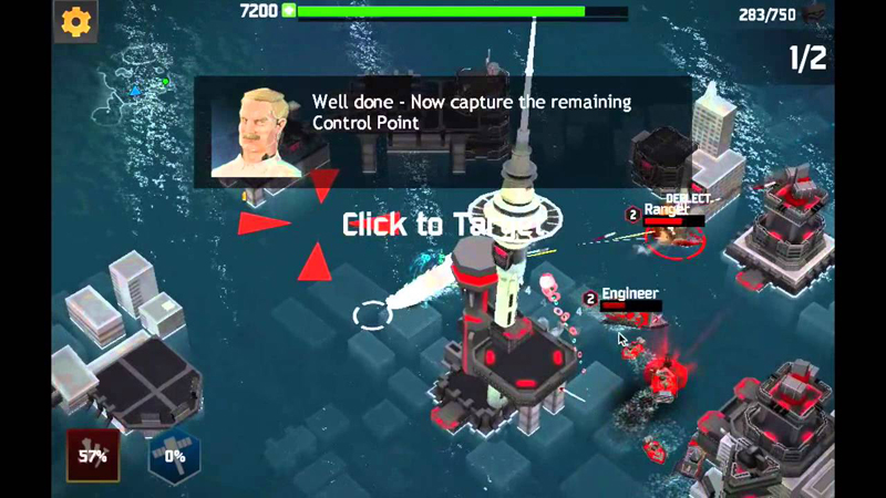 Fortress: Destroyer Review - Take the Seas Back