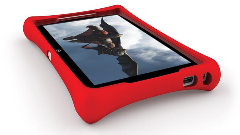 Fuhu Nabi Elev-8 Review - A Kid-Friendly Tablet