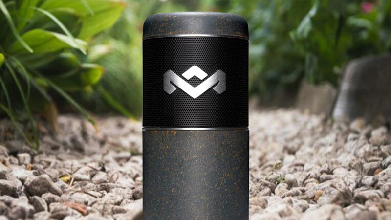 House of Marley Chant Sport Review - Powerful Compact Bluetooth Speaker, and That's About it