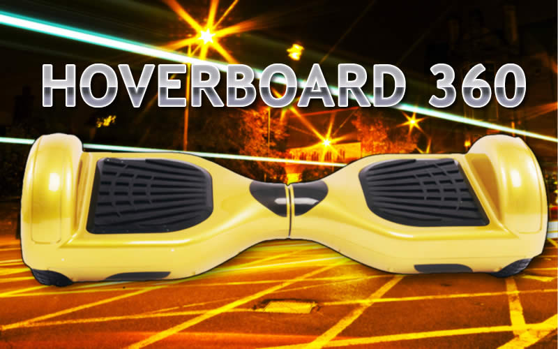 Hoverboard 360 Review - Changing Transportation Into Futuristic