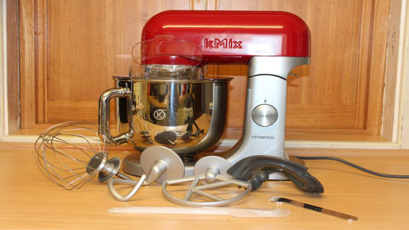 Kenwood kMix KMX5 Review - Contemporary Style Takes a Beating