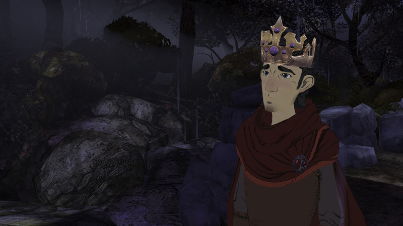 King's Quest Episode 2: Rubble Without a Cause Review - Time to Escape