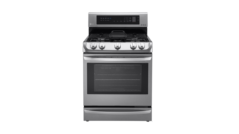 LG LRG4115ST Review - Cooking up a Storm