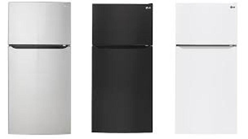 LG LTCS24223S 24 cu. ft. Top Freezer Refrigerator Review - King-Sized Bargain