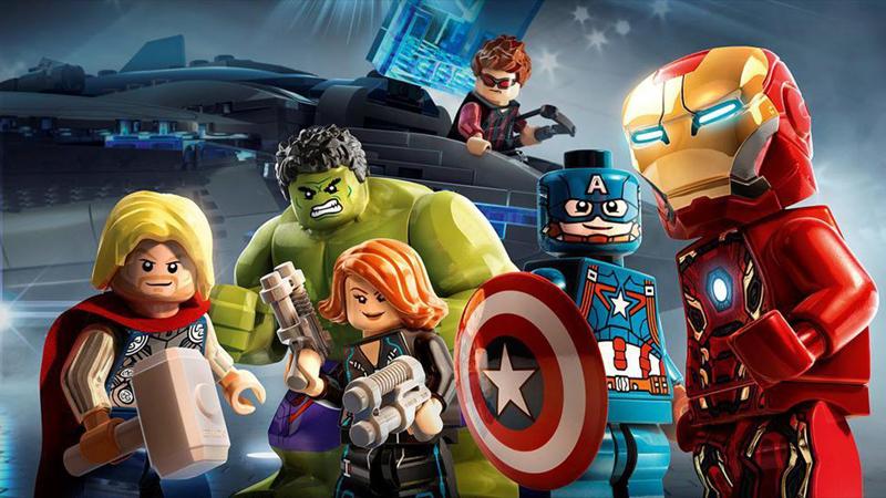 Lego Marvel's Avengers - Assemble!