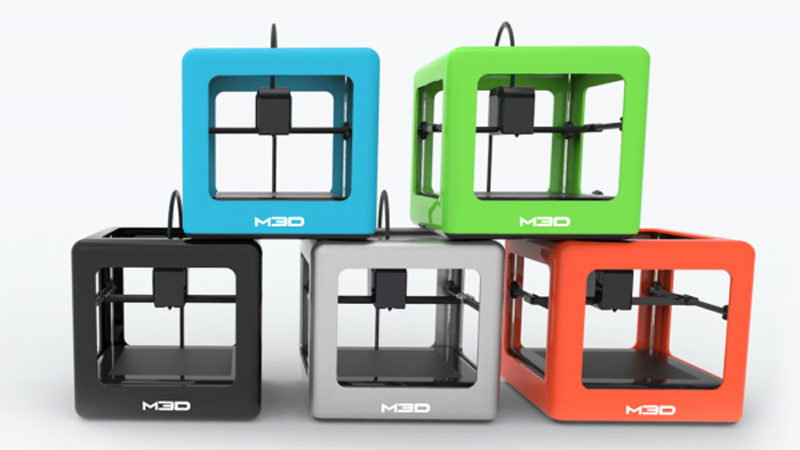 M3D Micro 3D Printer Review - Low Price, Low Size