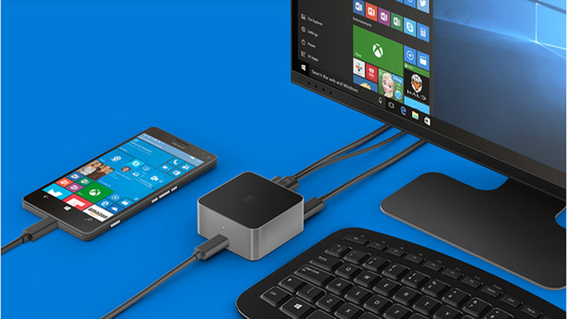 Microsoft Display Dock Review - Make Your Windows Phone to Work Like a PC... Almost