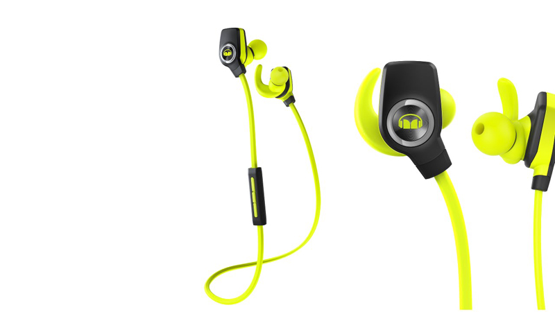 Monster iSport SuperSlim Review - Built to Withstand Your Sweatiest Workouts