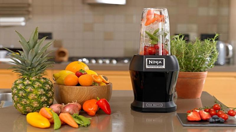 Nutri Ninja Pro Blender BL450 Review - Packing Power in a Modest Base