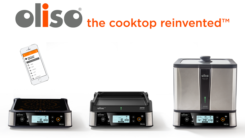 Oliso SmartHub & Top Review - Adding Induction to Sous-Vide Cooking