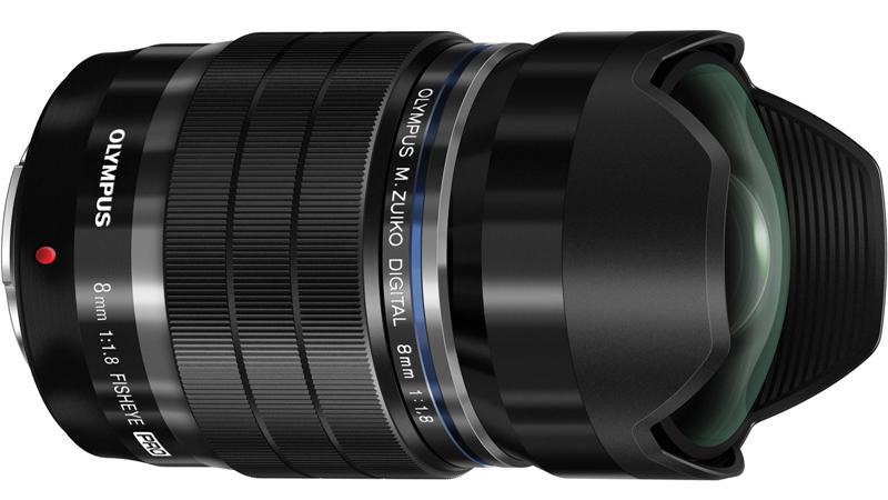 Olympus M.Zuiko ED 8mm F1.8 Fisheye PRO Review - Ultra-Wide Goodness