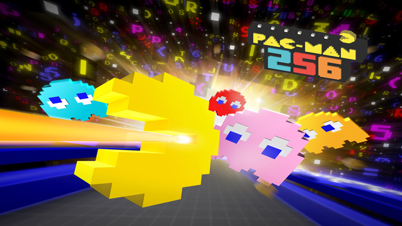 Pac-Man 256 (iPad) Review - Gobble Gobble
