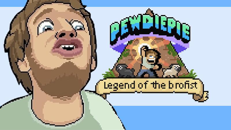 PewDiePie's Legend of the Brofist Review - Get Edgar Farts in the Pants