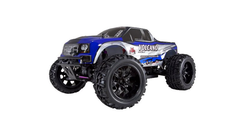 Redcat Racing Electric Volcano EPX Truck Review - Adrenaline Explosion in a Compact. 4-Wheeled Package