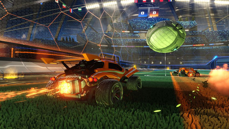 Rocket League (PC) Review - More of the RC Soccer Fun, Now in Your Computer