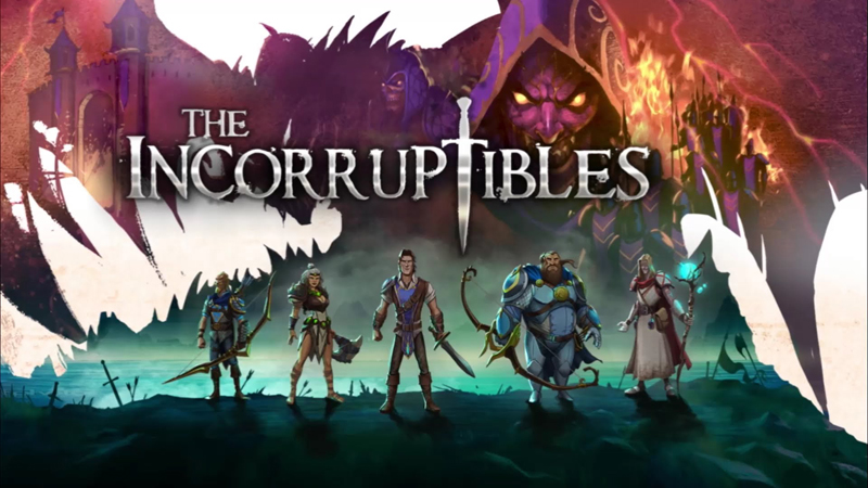 The Incorruptibles - Knights of the Realm Review -Taking Out the Trash, err.. Corrupted