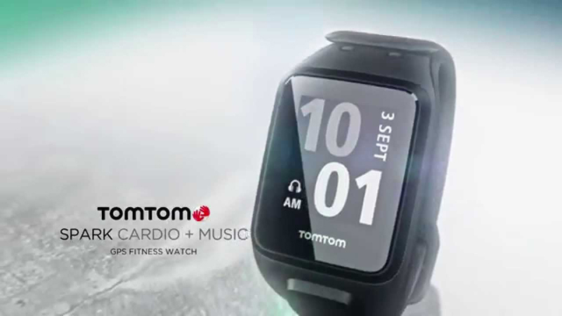 TomTom Spark Cardio + Music Review - Play Music Without Your Phone