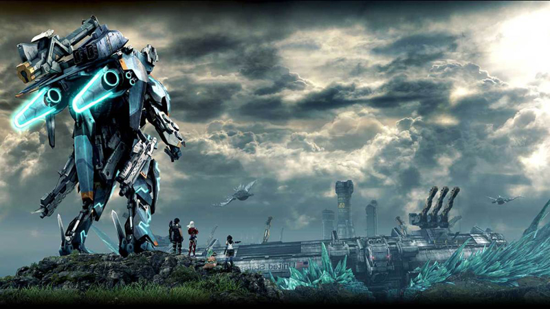 Xenoblade Chronicles X Review - The Wii U's Biggest RPG To-Date