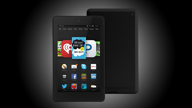 Amazon Fire HD 6 Review - A Low-Cost Wonder